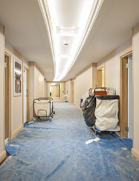 Post-Construction Cleaning Services in Farmington Hills, MI | Wonder Janitorial - constructing