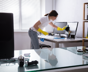 Commercial Cleaning Services in Farmington Hills, MI | Wonder Janitorial - image-callout-office-cleaning